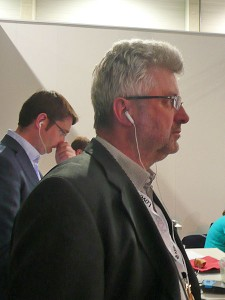 Zaungast Eugen Reichl