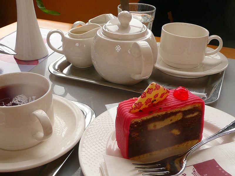 Cafe Gloriette / Kaffee / Kaffeehaus