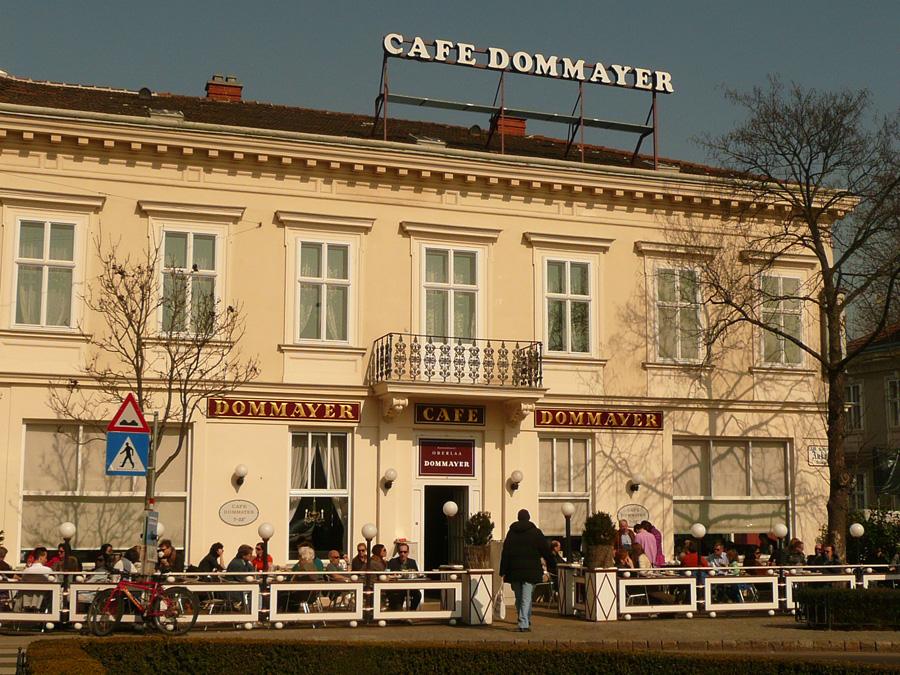 Café Dommayer / Dommayergasse