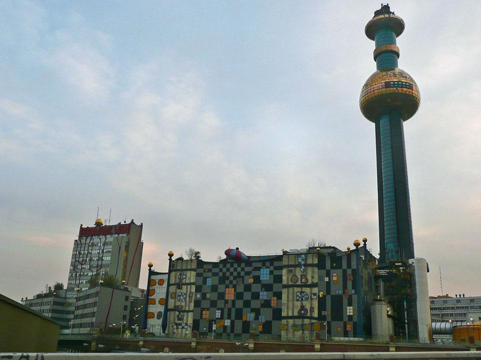 Fernwaerme Wien / Hundertwasser