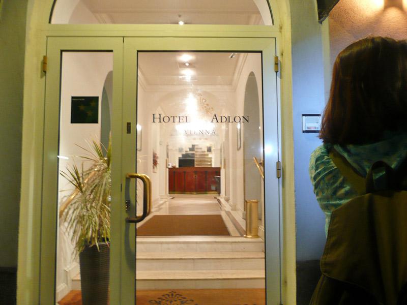 Hotel Adlon / Vienna