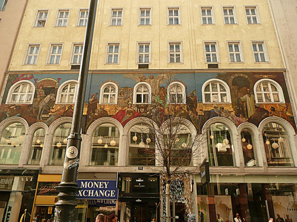 Kärntner Straße / Hotel Meissl & Schadn
