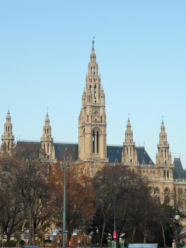 Rathaus / Ringstraße