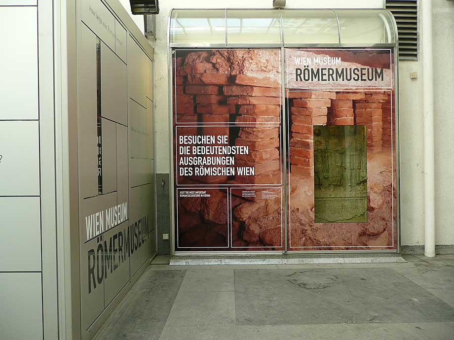 Römermuseum / Vindobona