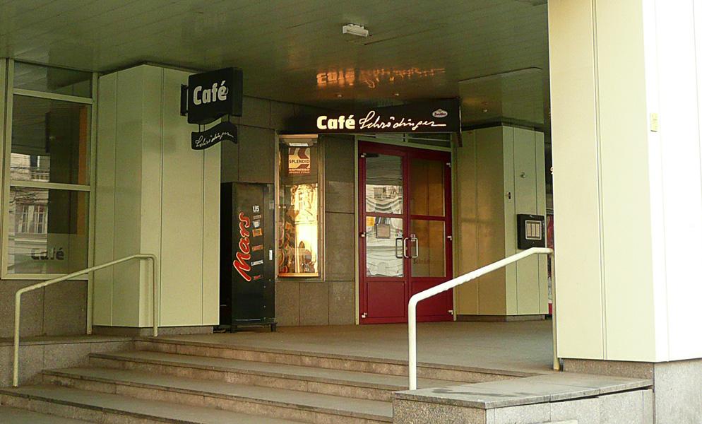 Café Schrödinger / TU Wien / Freihaus