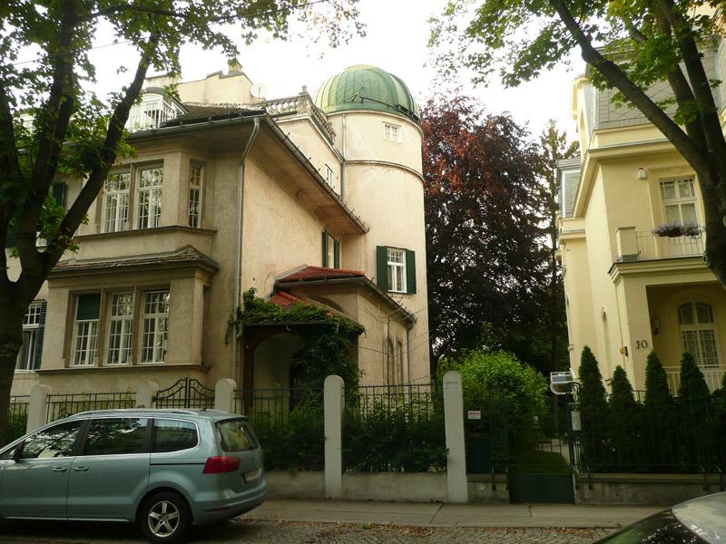 Rudolf-König-Sternwarte / Wien / Hietzing