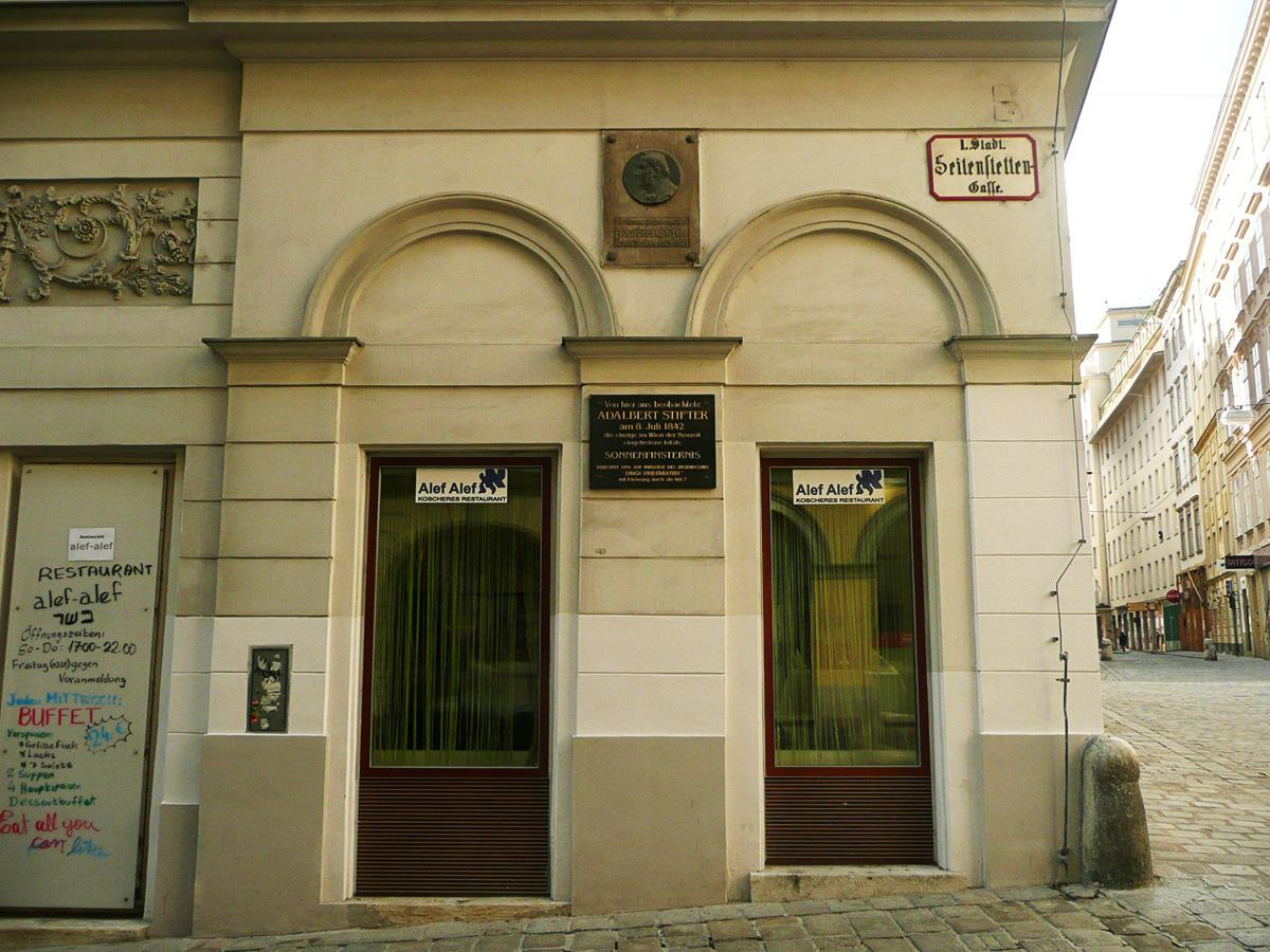 Stifter-Haus