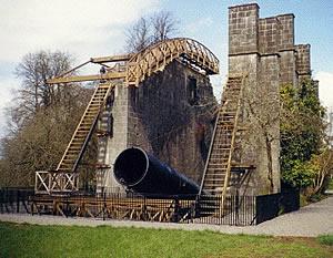 Der Leviathan von Parsonstown;  © Birr Castle Archives