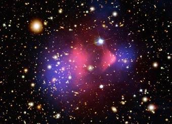 Credit: NASA / CXC / CIA / STSci / Magellan / Univ. of Ariz. / ESO