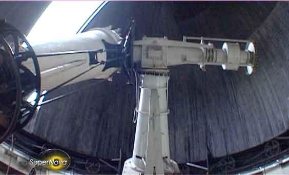 Teleskop Universitätssternwarte